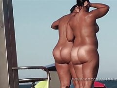 Two Sisters, Mature Big Ass