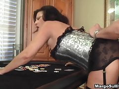 Margo Loses at Poker