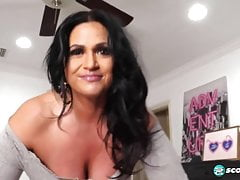 Kailani Gets Ass Fucked By Daughter's New Boyfriend