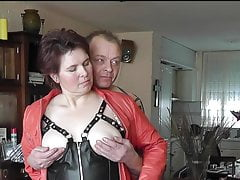Dutch nympho mom is taken, shameless and recognizable